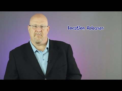 Location Releases - Entertainment Law Asked & Answered