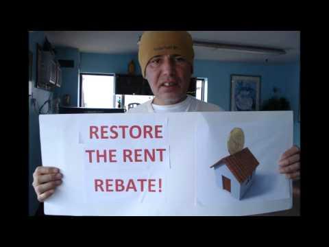 Restore Rent Rebate Campaign 2 24 14