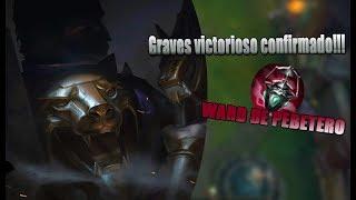 Graves Victorioso Confirmado!!! Y Ward De Pebetero | Noticias Lol