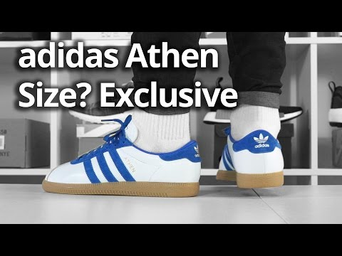 adidas Athen Size? Exclusive Unboxing & Review