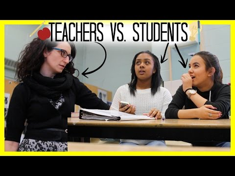 30 Things Students Hate About Teachers