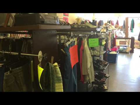 Local volunteers keep Martin's Mart thrift store in business