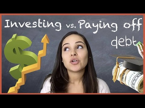 Should I Invest or Pay Off Student Loan Debt?