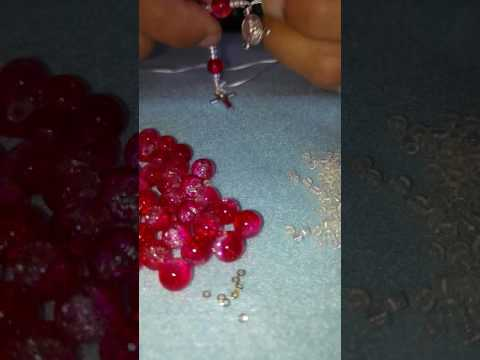 How to make your own stringed rosary