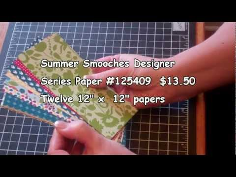 Summer Smooches Promotion from Stampin' Up!