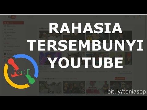 Rahasia Tersembunyi Youtube !!! jarang diketahui