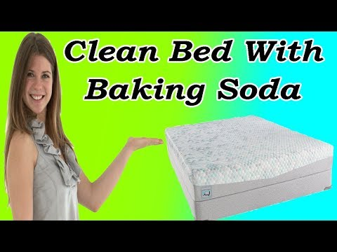 How To Use Baking Soda To Clean Your Mattress   Just Watch The Video