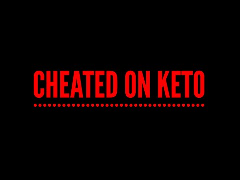 What to do after Cheating on keto or falling out of ketosis