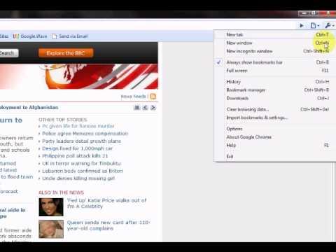 Make Google Chrome default web browser in Windows 7