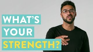What's Your Strength? | Mosley Wotta Spoken Word