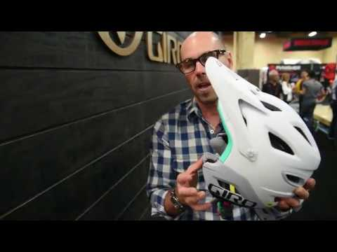 Introducing the Giro Switchblade MIPS Mountain Bike Helmet at Interbike