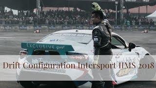 Moment Spesial di IIMS Drift Configuration Intersport
