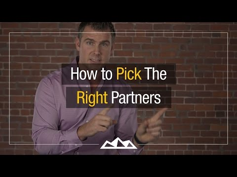 How to Pick The Right Business Partners | Dan Martell