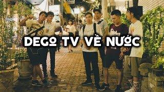 Cuộc Sống Ở Nhật 40 | Dego TV Sắp Về Nước Gặp Bình Bông JP Và Đồng Bọn | Nico Chin