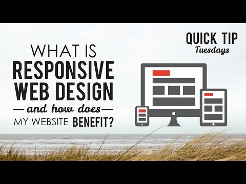 What is Responsive Web Design and How Does My Site Benefit?