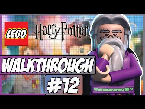 LEGO Harry Potter: Years 1-4 - Walkthrough - Episode 12 - Back At Hogwarts!