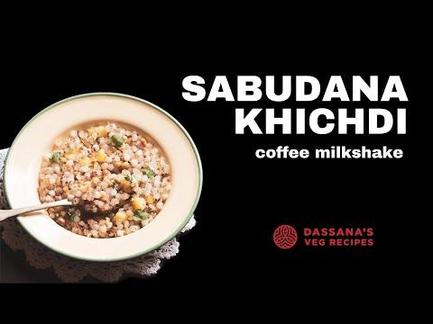sabudana khichdi recipe - how to make sabudana khichdi recipe