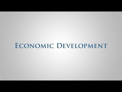 Economic Development – Our Core Values