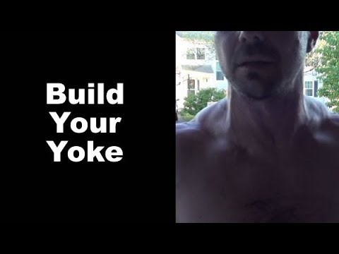A New Exercise to get you YOKED...Cable-Barbell Seated Rows