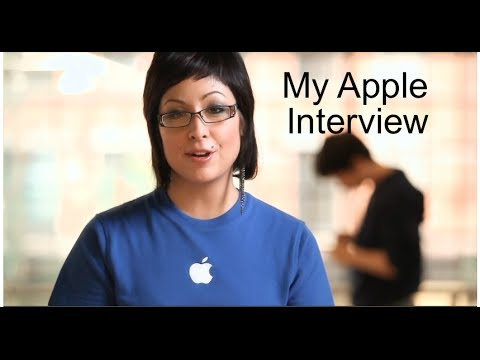 What to expect at an Apple Job Interview event. 2014