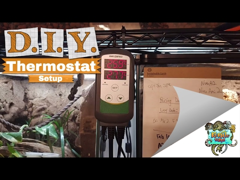 How to Set Up a Thermostat - Inkbird