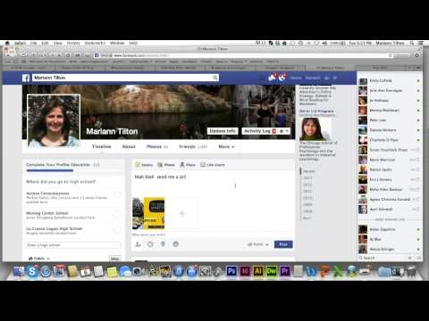 How to post your event on Facebook
