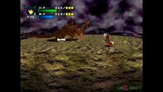 Dragon Valor - Gameplay Psx / Ps1 / Ps One / Hd 720p (epsxe)