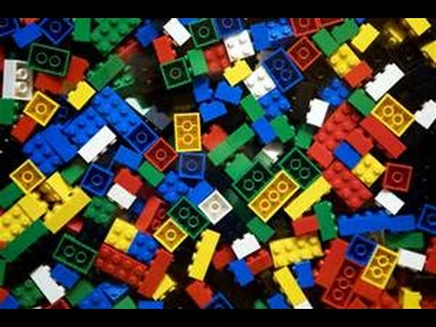What to Make Out of Lego's for Your Nerf Gun