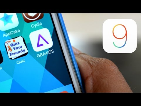 How To Install GBA Emulator & Games FREE On iOS 9 - 9.2 Without Jailbreak! (iPhone/iPod/iPad)