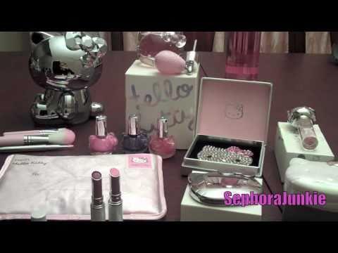 Sephora Hello Kitty Haul