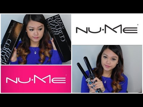 Review | Nu•Me 25 mm VS. 32mm Curling Wand