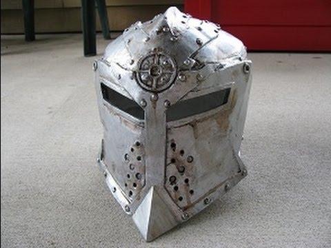 Skyrim Dawnguard Full Helmet Part 7