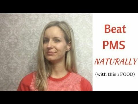 treat pms naturally