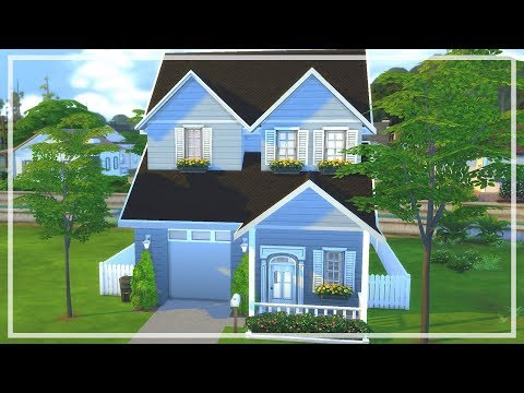 The Sims 4 - HOUSE BUILD | Mulberry Lane