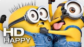 Download HAPPY - Pharrell Williams (feat. Minions) Video