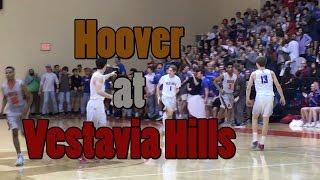 Basketball highlights: Hoover versus Vestavia Hills