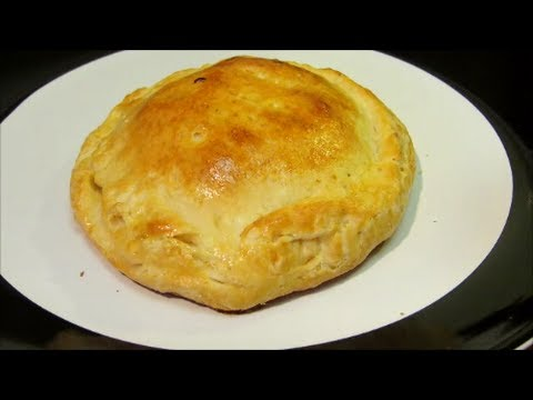 BBQ Beef Meat Pies - Homemade Hot Pockets