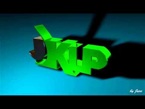 KLP - 3D logo video FX