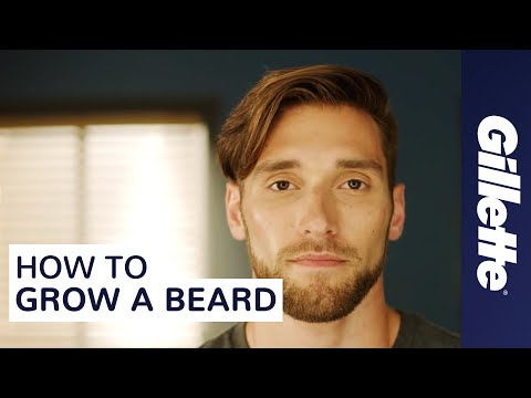How to Grow a Beard and Maintain It | Gillette STYLER