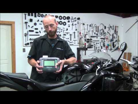 Motorscan 5950 Scan Tool - Motorcycle Diagnostics with Scan Tool