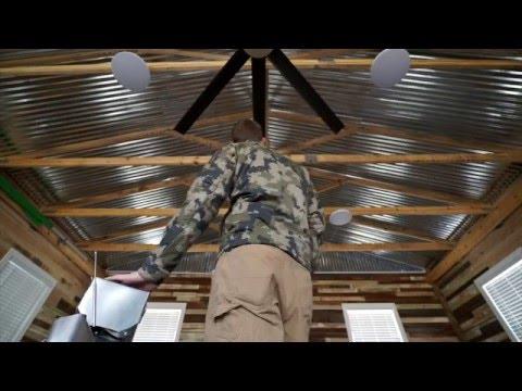 The Reclaimed Shop:  Tin Ceiling Teaser