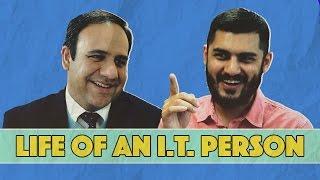 Life of An I.T. Person (feat. Dr. Umar Saif)   MangoBaaz