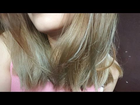 How I Bleach My Hair (Ombre hair) + Lolane Pixxel (Light green golden blonde + Ash Blonde)