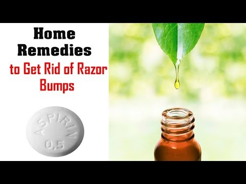 How to Get Rid of Ingrown Hairs and Razor Bumps at Home