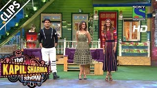 Kapil Welcomes Ileana D