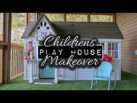 Children's Play House Design Ideas   DIY & Home Design