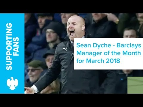 Barclays | March 2018 | Premier League Manager of the Month
