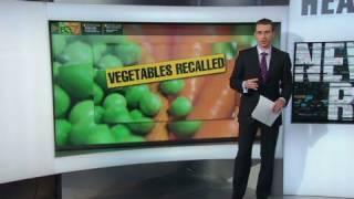 Cnn Veggies Recalled Due To Glass 2010