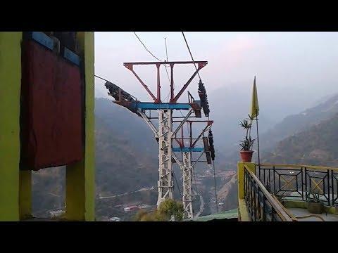 Rope-way Service At Sahastradhara