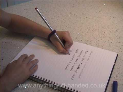 Handi Writer writing aid gives you a perfect grip